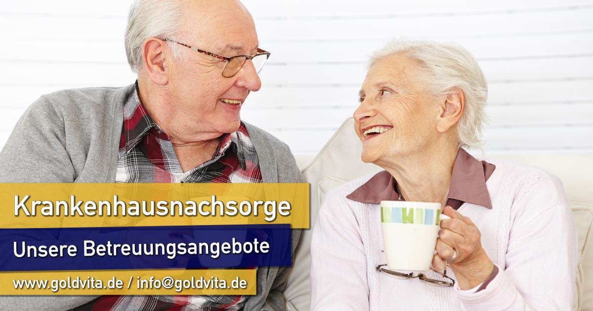Krankenhausnachsorge Senioren