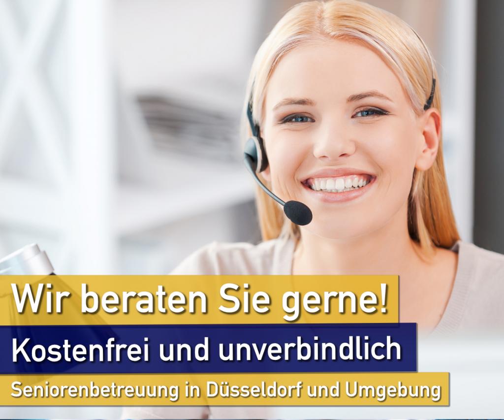 Beratung Seniorenbetreuung Düsseldorf