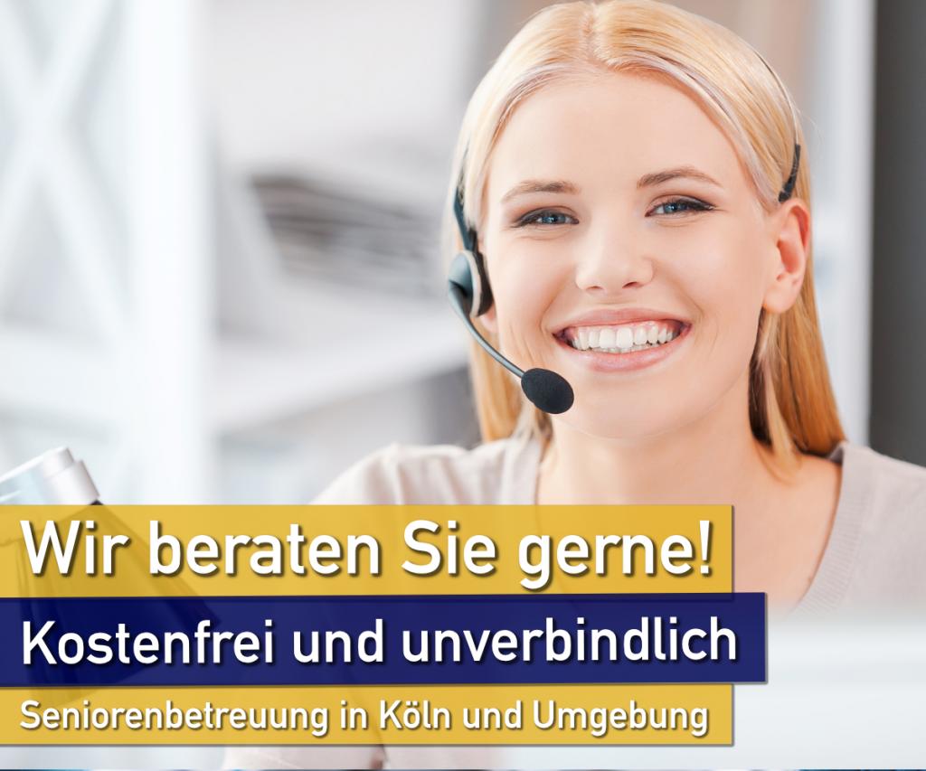 Beratung Seniorenbetreuung Köln